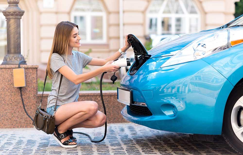 Installation bornes de recharge véhicule électrique Montélimar